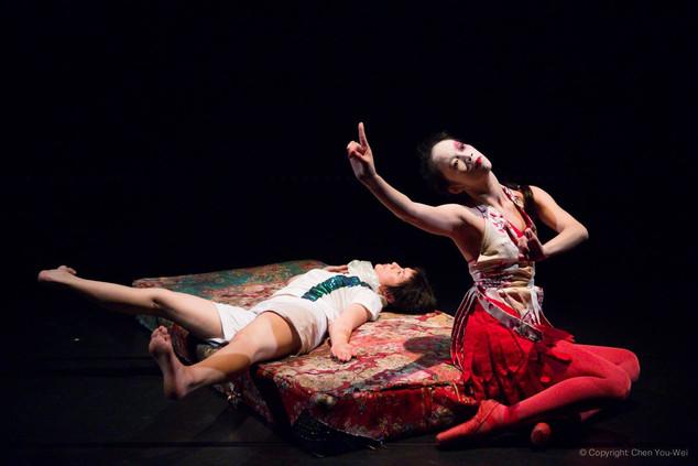 《泡泡旅社》服裝設計 ,兩廳院2013新點子舞展舞法表達,2013,台北