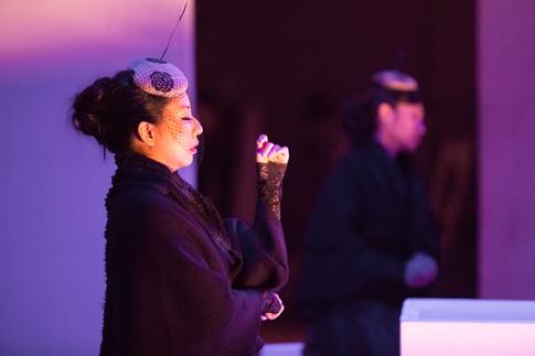 《守夜者》服裝設計 ,莫比斯圓環創意公社,2012,台北