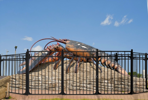COVID-19: Le gros homard de Shédiac ne sera plus accessible