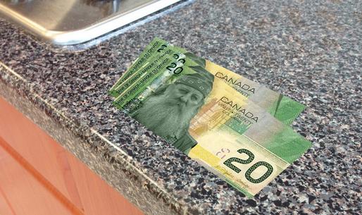 Des faux billets de banque en circulation au Canada