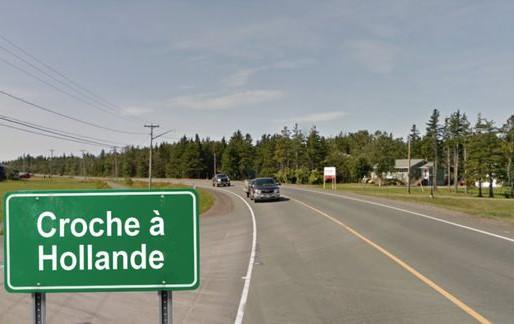 Destination le «Croche à Hollande» sur la plaine entre Shippagan et Lamèque