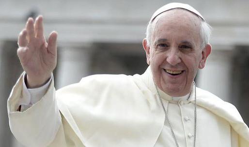 Le pape François 1er sera au mariage de Brian Gallant
