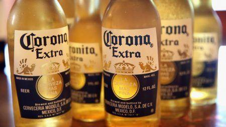Coronavirus: Chute des ventes de la compagnie de bière Corona