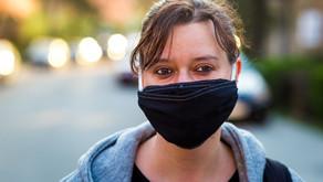 86% des gens portant un masque oublient que personne ne voit leur sourire...