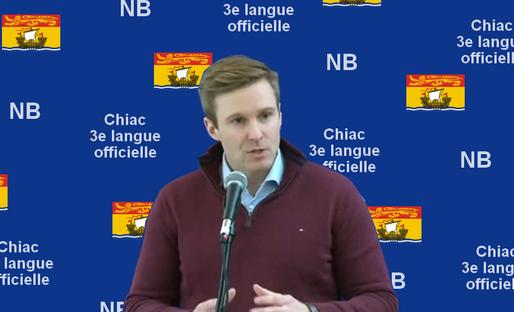 Le chiac devient la 3e langue officielle du Nouveau-Brunswick