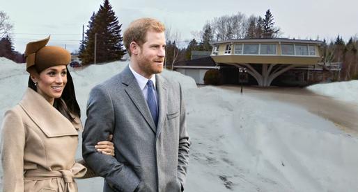 Prince Harry et Meghan déménagent à Pokemouche