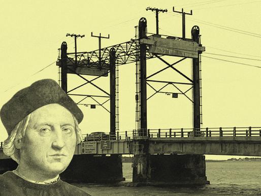 Christophe Colomb aurait passé sous le pont de Shippagan en 1492