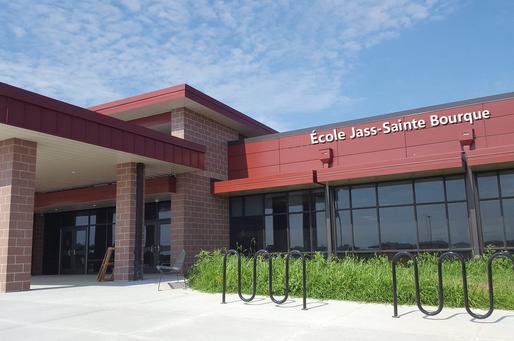 La nouvelle école de Dieppe s'appellera L'École Jass-Sainte Bourque