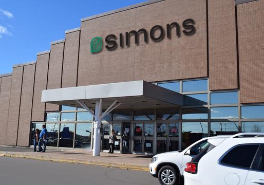 Simons ouvrira son premier magasin en Atlantique