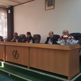 Intervention du représentant du ministre de l'Industrie et des mines aux assises de l'UPIAM