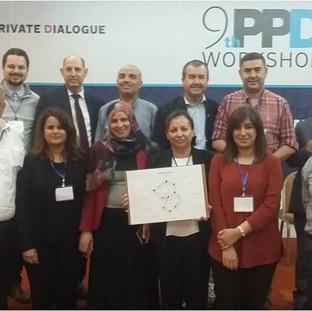 Mai 2017 - L'UPIAM intervient au séminaire de la Banque Mondiale (Tunis) / Dialogue Public Privé