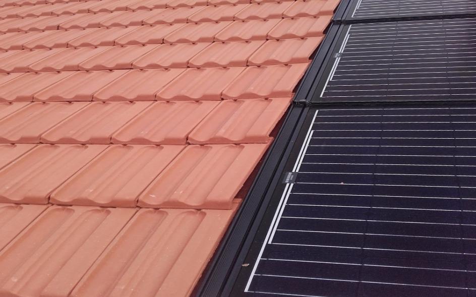 Copertura e impianto fotovoltaico