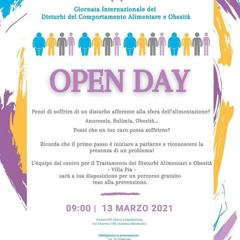 Giornata Internazionale dei Disturbi del Comportamento Alimentare e Obesità