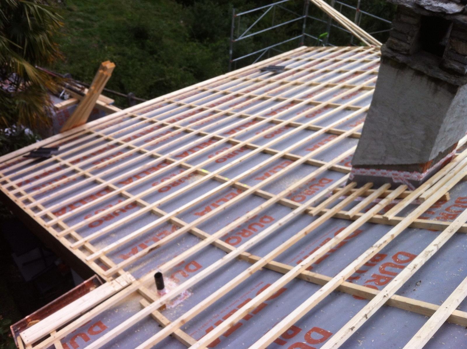 Risanamento tetto ad Auressio (2)