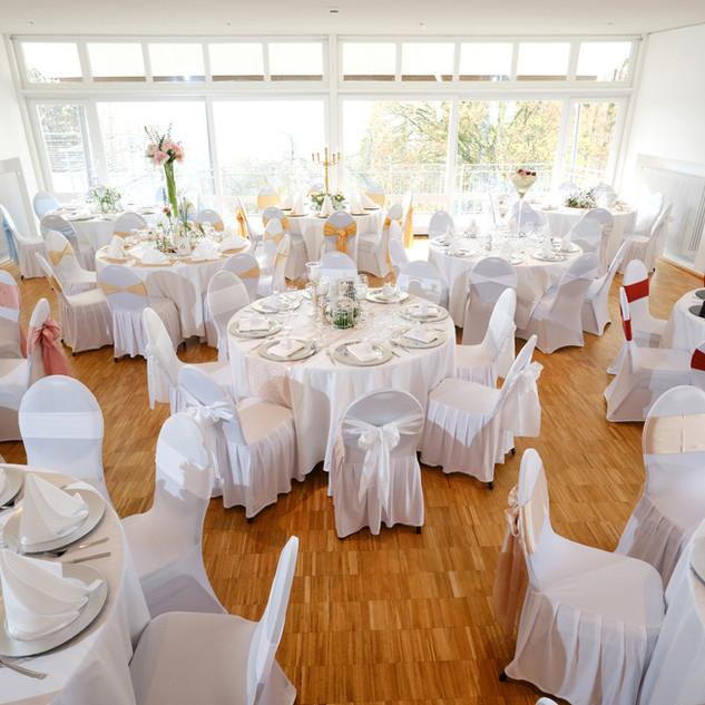 Hochzeit in der Habitat Mietlocation