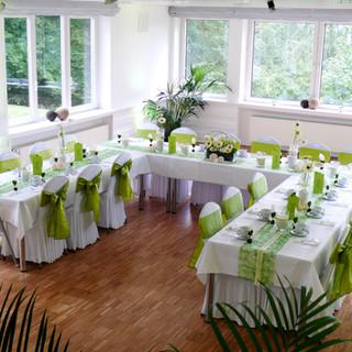 Hochzeit in der Habitat Mietlocation kleiner Saal