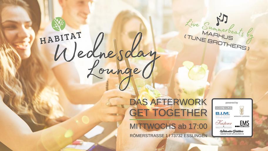 Wednesday Lounge VA Banner FB ohne Termi