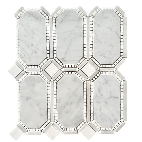 Majestic Carrara with Thassos