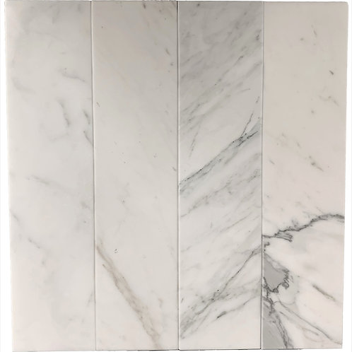"Calacatta Gold 3""x12"" Polished"