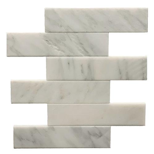 Oriental White Brushed