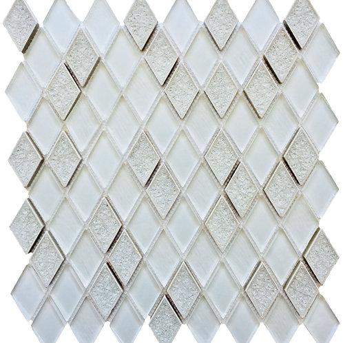 Fantasy White Rhomboid Mix