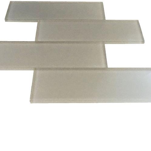 Solid Glass Grey Polished