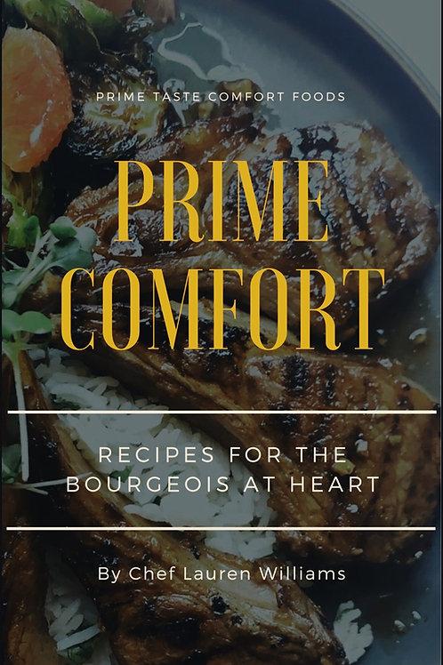 Prime Comfort eCookbook