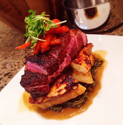 Duck & French Toast