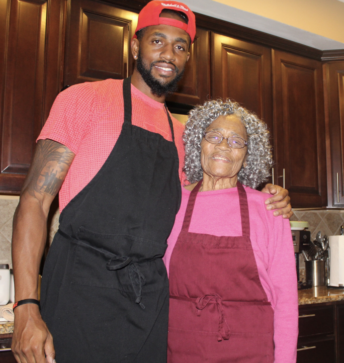 Grandma-Lou... My inspiration! RIP