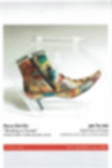 The Passion for Shoes, 2012, Gerstein Ga