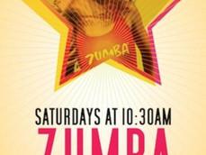 Saturday Morning Zumba (NO CLASS UNTIL NOVEMBER)