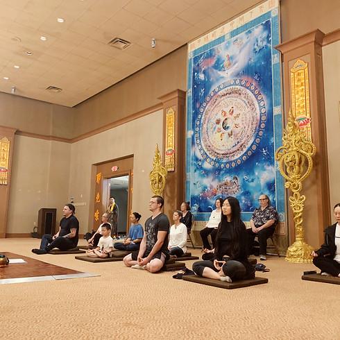 Saturday Tangmi Inner Yoga Meditation