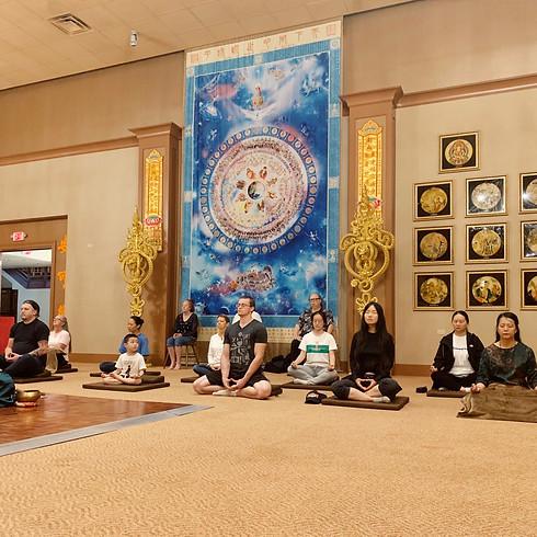Tangmi Inner Yoga Meditation