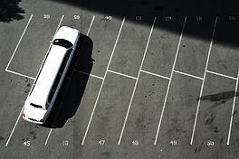 Parked Limousine