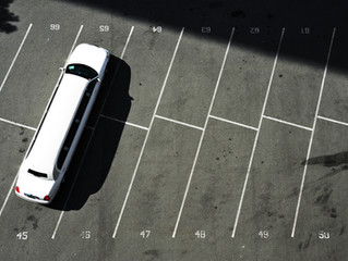 Opłata parkingowa w strefie płatnego parkowania