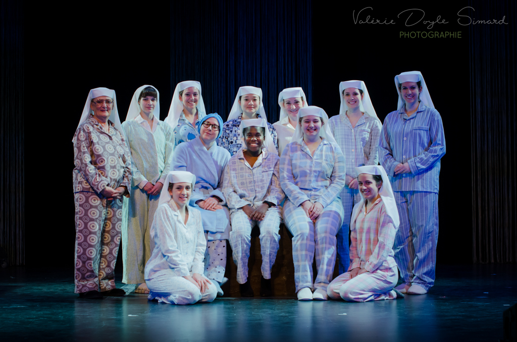 Sister Act Shooting (52 sur 77)