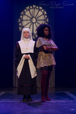 Sister Act Shooting (35 sur 77)