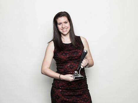 Récipiendaire du prix Affiche au Gala de la Vie Étudiante