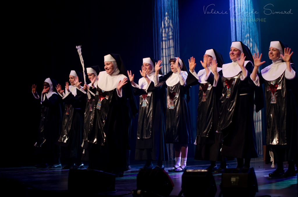 Sister Act Spectacle (50 sur 242)