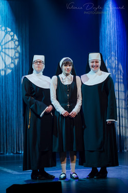 Sister Act Shooting (6 sur 77)