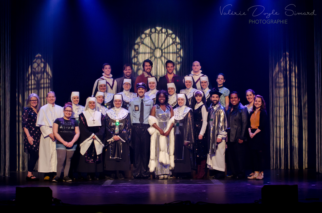 Sister Act Shooting (40 sur 77)