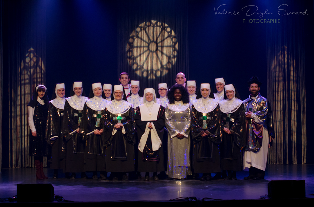Sister Act Shooting (38 sur 77)