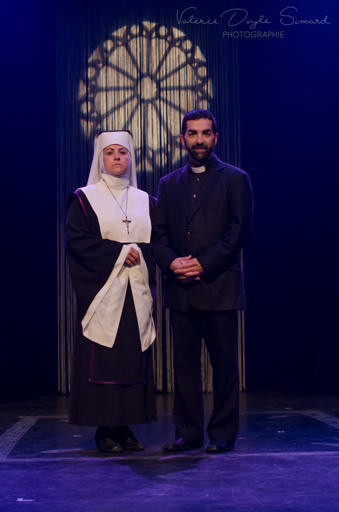 Sister Act Shooting (34 sur 77)
