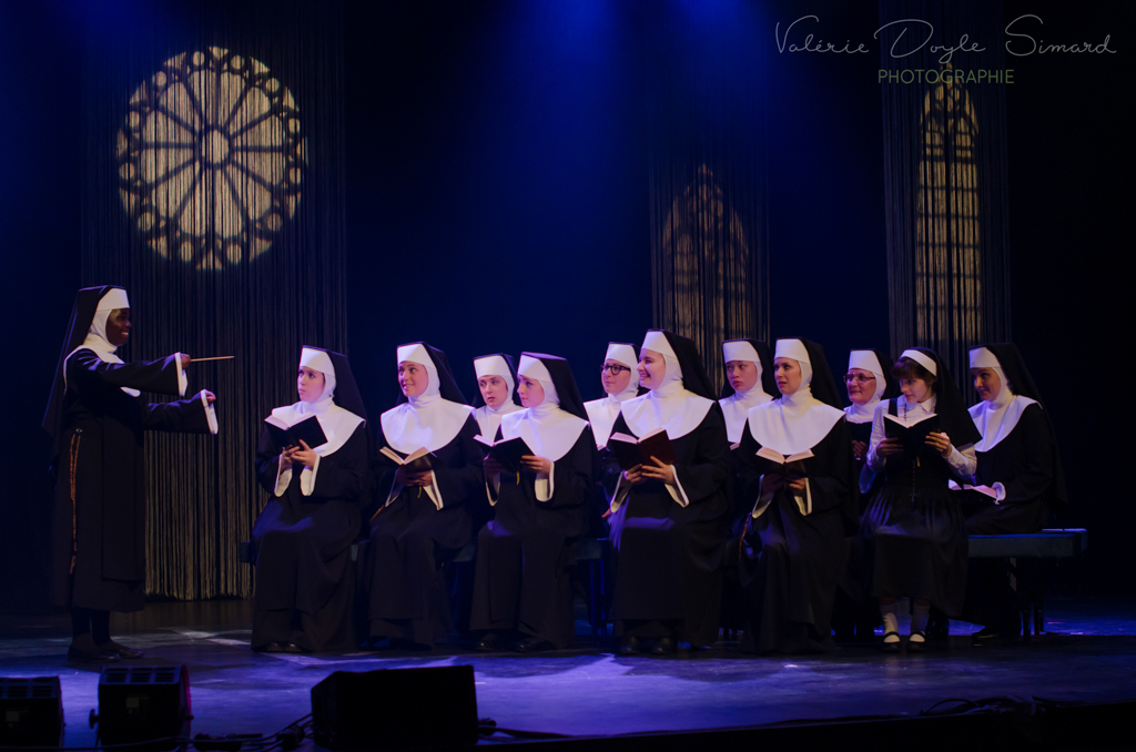 Sister Act Shooting (2 sur 77)