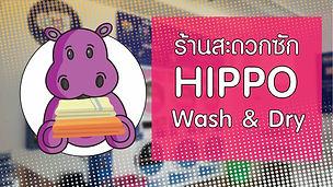 ร้าน Hippo Wash&Dry