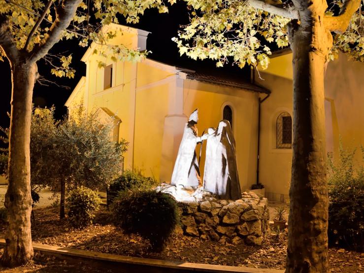 Fotografia Landescape chiesa notturna.JPG