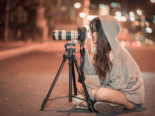 Calcolare l'obiettivo giusto per una ripresa fotografica.