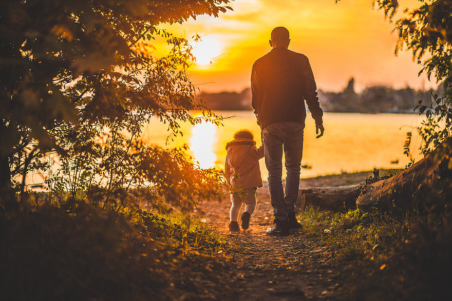 There isn't one single definition of fatherhood, as every father is unique and special in their own way.