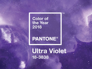 Amethyst - Pantone's colour of the year
