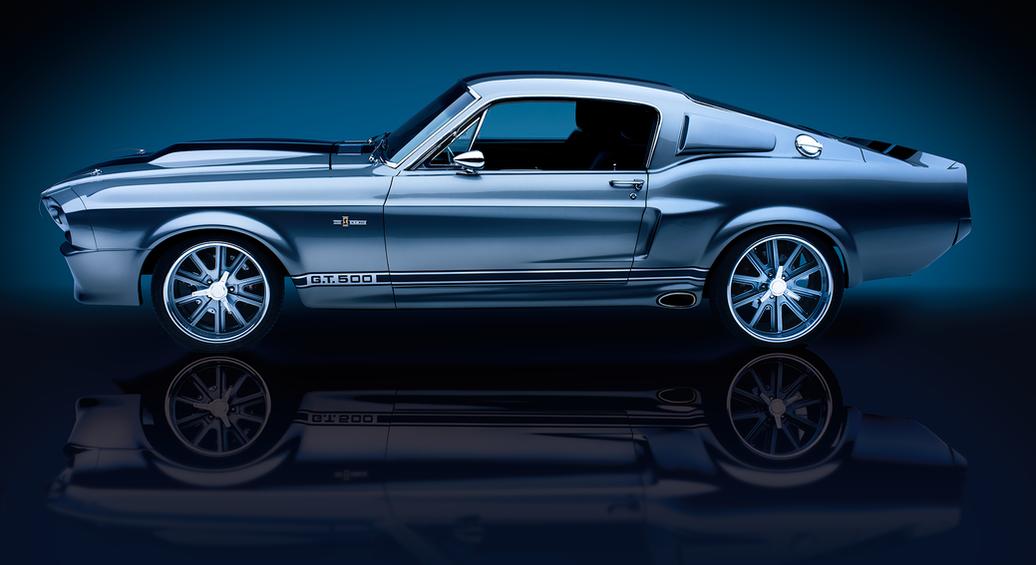 Bagan & Company - Mustang
